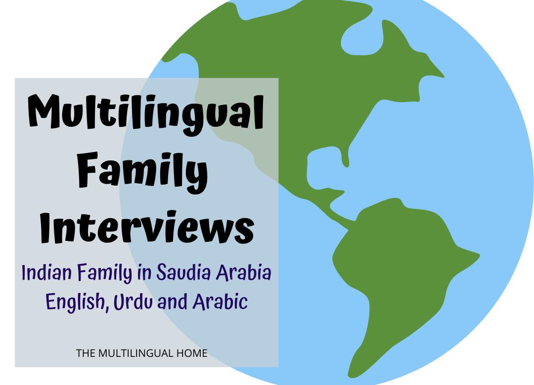 Jeddah Mom Multilingual Interview